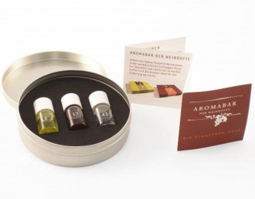 3 Aromas Vino Mini Set