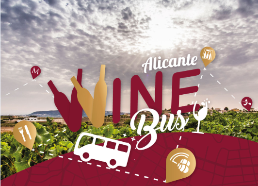 Alicante Wine Bus (Bus del Vino)