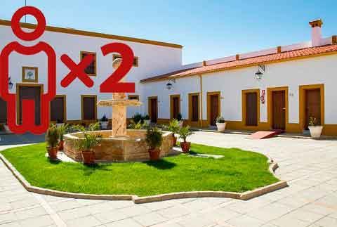 Entre viñedos - Hotel Bodega El Moral para 2