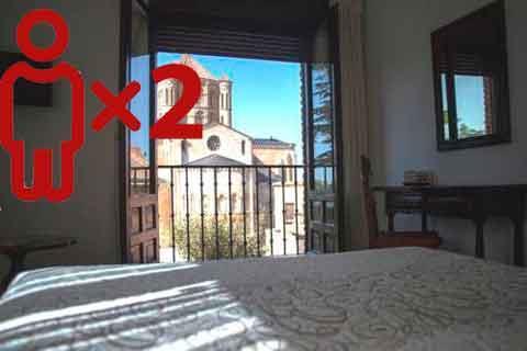 Entre viñedos - Hotel Juan II para 2