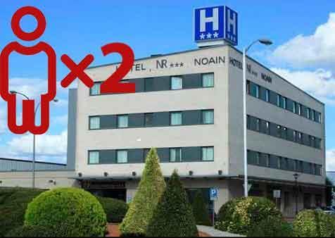 Entre viñedos -  Hotel NR Noain para 2