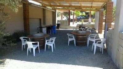 Visita y cata de vino en Montaño Benson Vinicultores