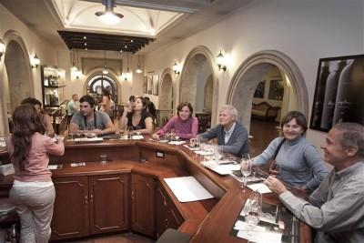 Visita a la bodega y viñedo + degustación en Luigi Bosca