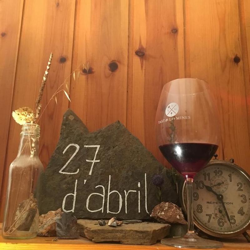 27 DE ABRIL 2019 - BELLMUNT DEL PRIORAT