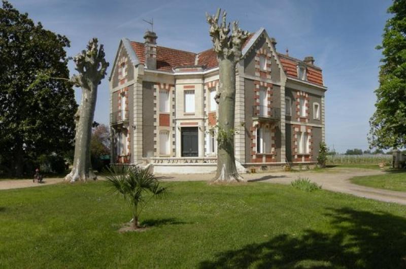 Enoturismo en Château Cantenac