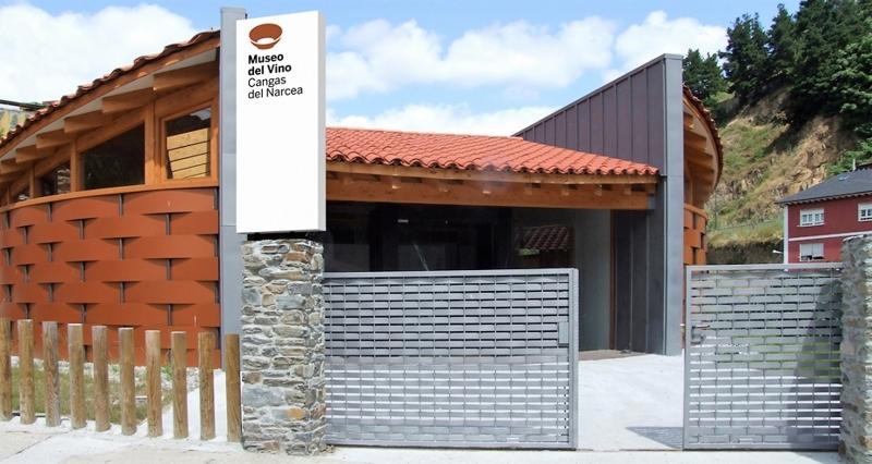Enoturismo en el Museo del Vino de Cangas de Narcea