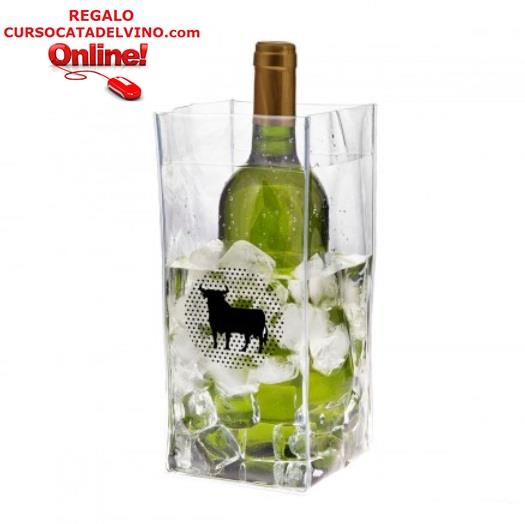 Set Cubitera Single Nice Cooler + Curso Cata del Vino