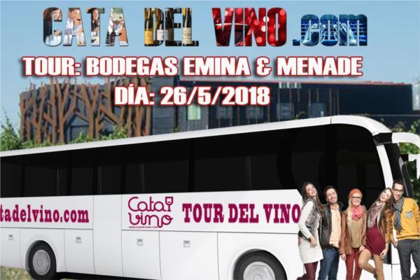 Tour del vino en autocar a Rueda - Bodega Emina