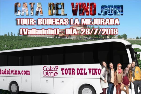 Tour del vino en autocar a Tierra de Pinares - Bodegas La Mejorada