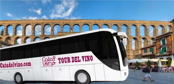 Tour del vino por Segovia