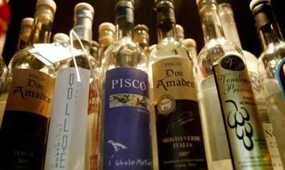 ¿Cuál es el origen del famoso vino Pisco de Perú?