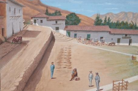 Los factores económicos y sociales por los que el vino llegó a Perú.