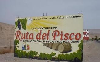 Enoturismo: La ruta del Pisco en Perú