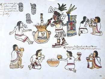 La llegada del vino a México