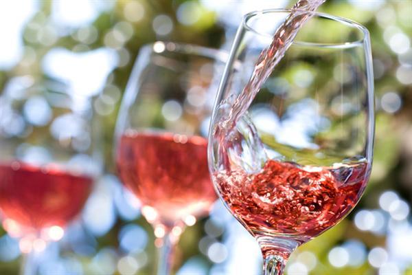 Aromas en los vinos rosados
