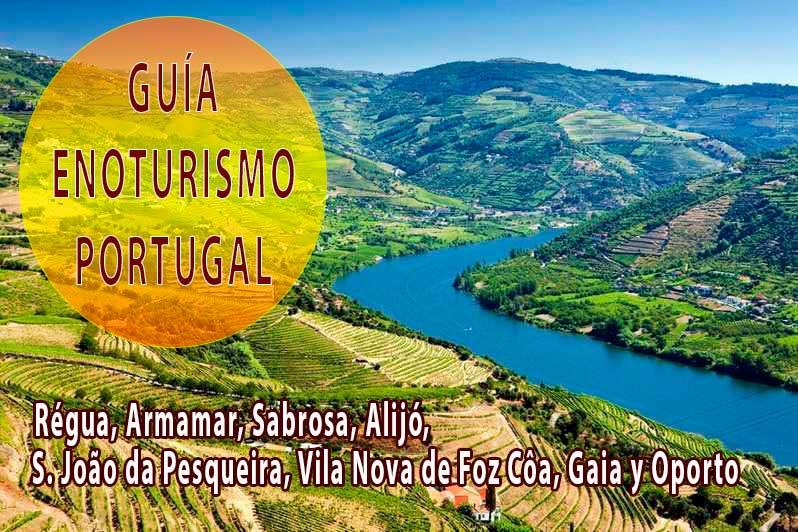 ¿Qué bodegas de Portugal puedes visitar de enoturismo?