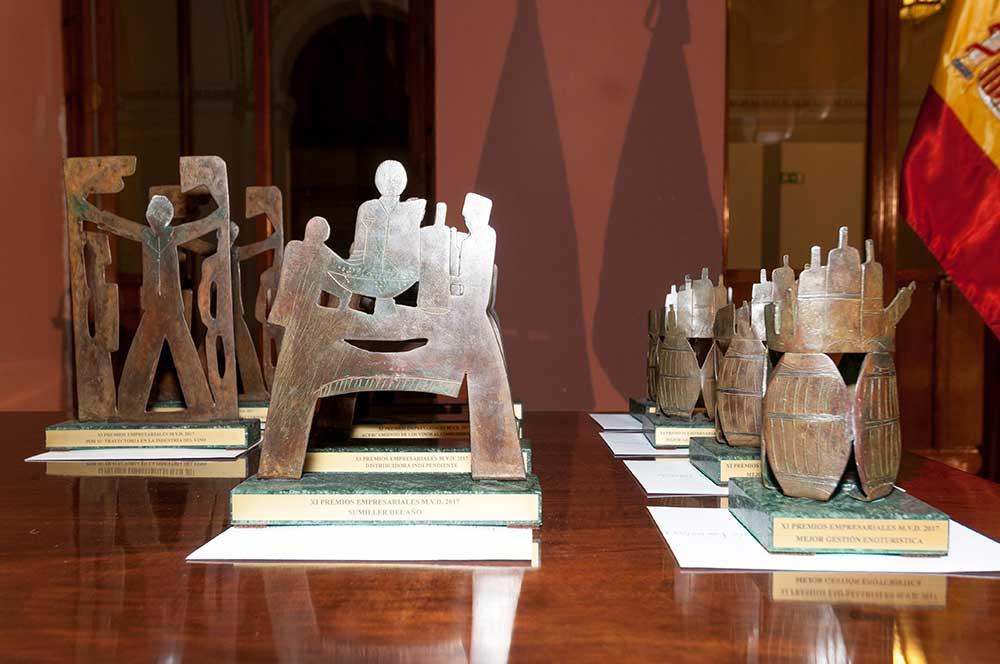 Mercados del Vino y la Distribución celebra la XII Edición de sus Premios Empresariales.