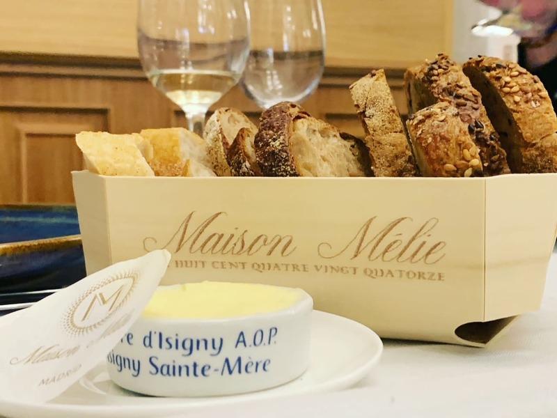 Maison Mélie, glamour con sabor francés en Madrid. - CataDelVino.com