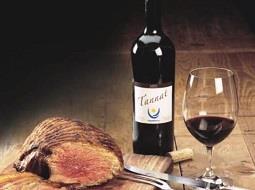 Beber en una copa de vino la pasión de Uruguay, el tannat.