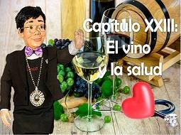 Capítulo XXIII: El vino y la salud.