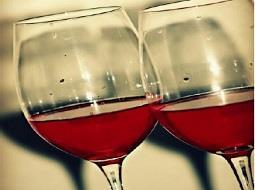 El primer vino.
