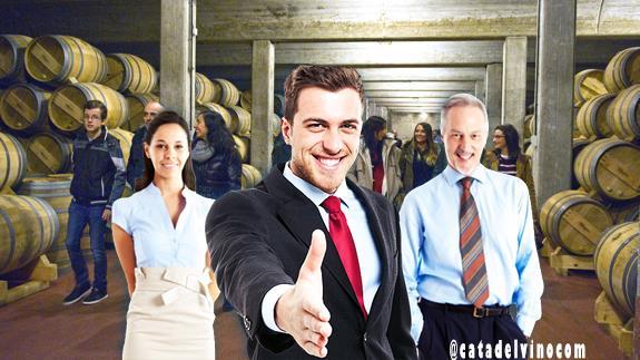 Enoturismo de éxito: El Responsable del Departamento