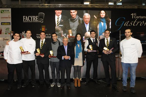 Entrevista a Ismael Ardíd, Ganador en la categoria de sumiller en el II Certamen Nacional de Gastronomía.