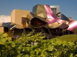 La arquitectura que fascina a los enoturistas