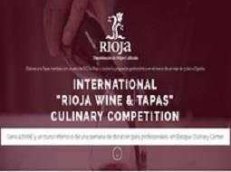 La D.O. Ca. Rioja y Basque Culinary Center lanzan el `Rioja Wine & Tapas`.