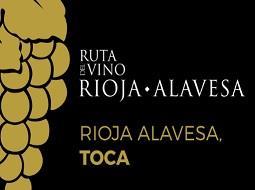 La Ruta del Vino de Rioja Alavesa lanza la campaña 'Rioja Alavesa, toca'.