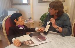 La WineLover Toñi Martín visita las Bodegas Valduero.