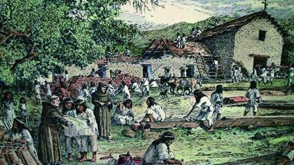 Los misioneros de Baja California, los emprendedores del vino en Suramérica. - CataDelVino.com
