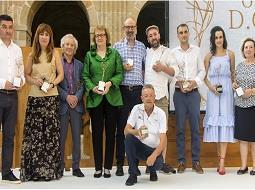 Los Premios D.O. Ribeiro 2017, el vino de calidad sigue creciendo en la comarca.