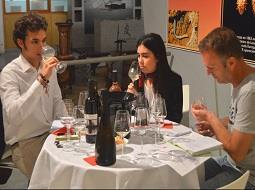 Los vinos de las piedras seducen en Holanda y Bélgica.