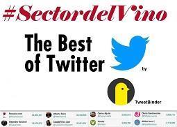 Publicamos Ranking de los Mejores Tuiteros del sector del vino: Octubre 2017.